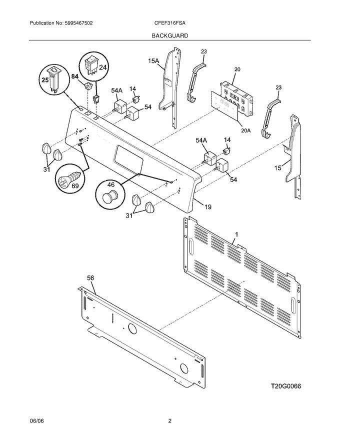 Diagram for CFEF316FSA