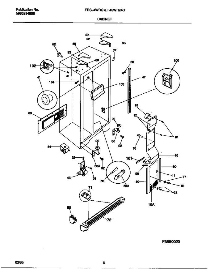 Diagram for FRS24WRCW0