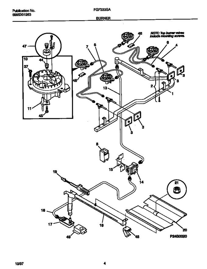 Diagram for FGF333SADH