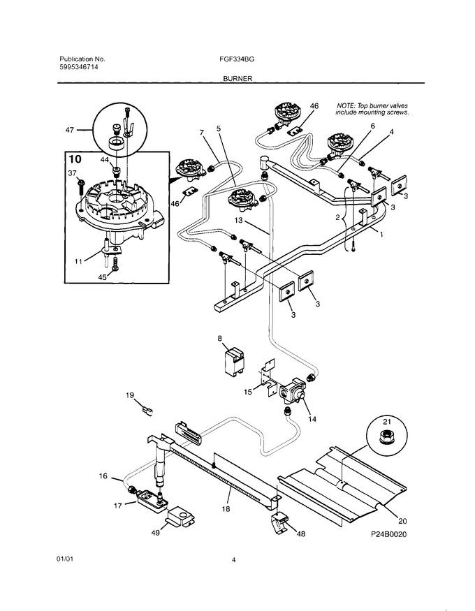 Diagram for FGF334BGWJ