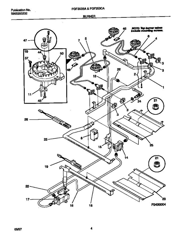 Diagram for FGF353BAWH