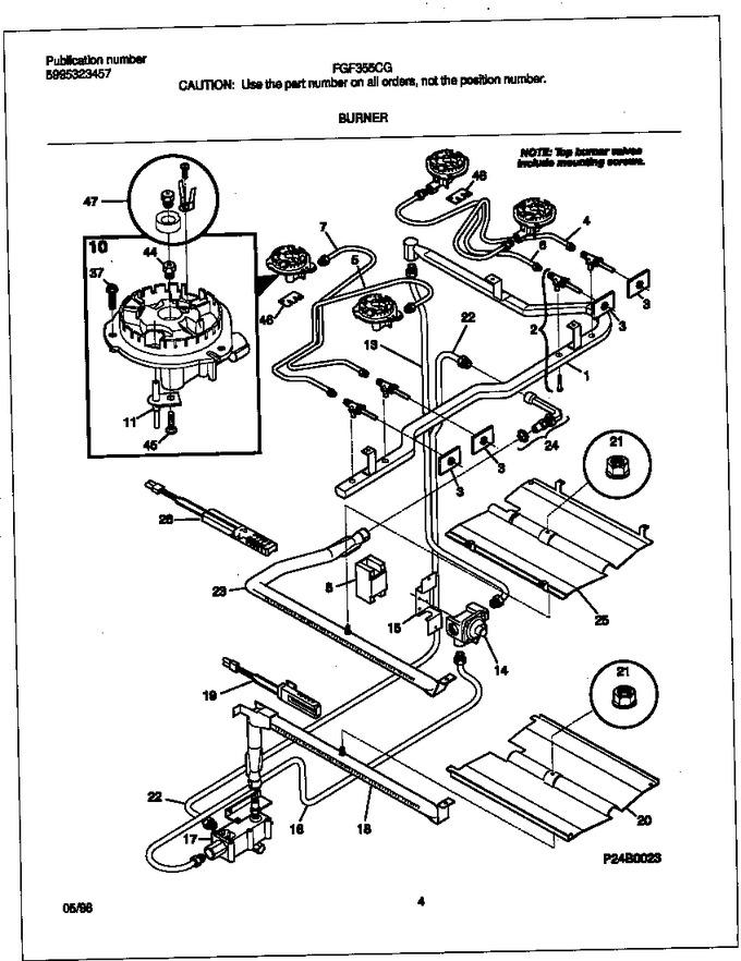 Diagram for FGF355CGBD