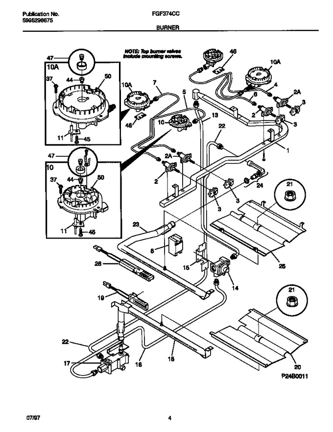 Diagram for FGF374CCBF