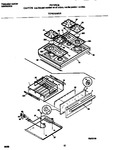 Diagram for 05 - Top/drawer