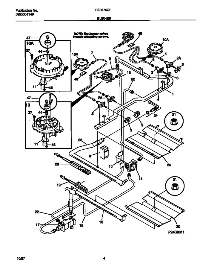 Diagram for FGF376CESF