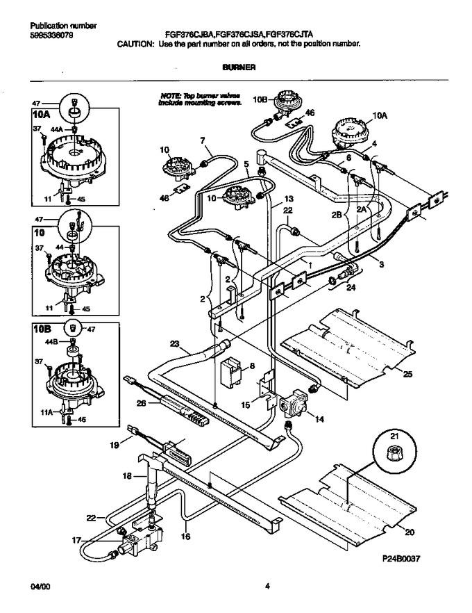 Diagram for FGF376CJSA