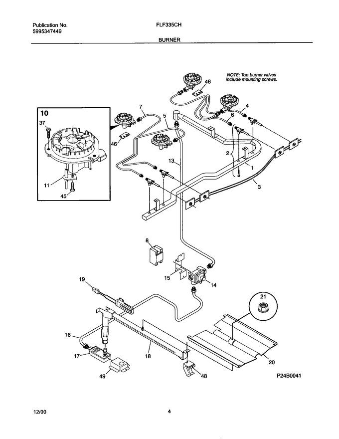 Diagram for FLF335CHSA