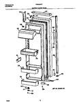Diagram for 04 - Ref Door