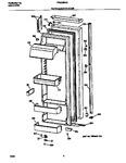 Diagram for 04 - Refr Door