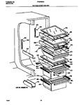 Diagram for 09 - Refr Shelves