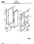 Diagram for 03 - Refrigerator Door