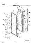 Diagram for 05 - Refrigerator Door