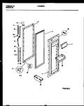 Diagram for 03 - Refrigerator Door Parts
