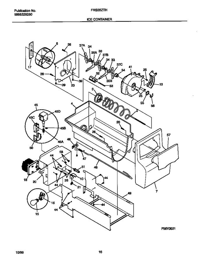 Diagram for FRS26ZTHD2