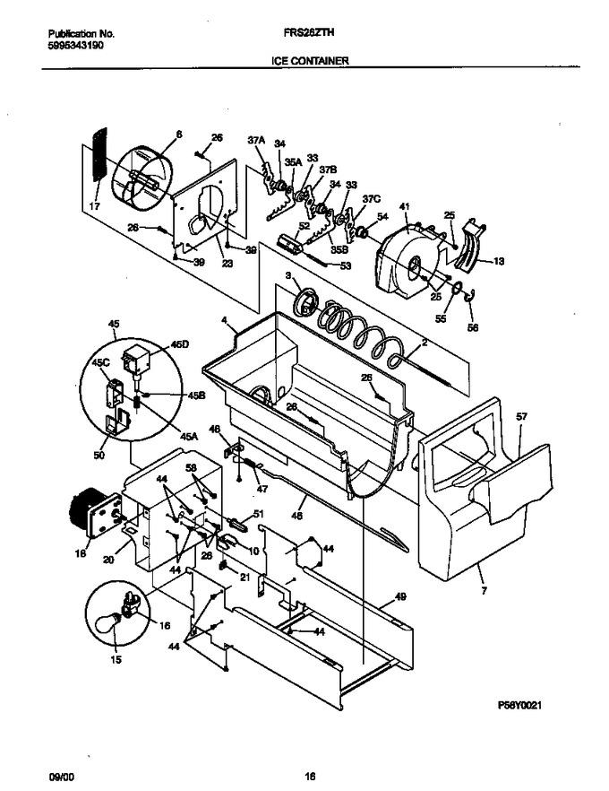 Diagram for FRS26ZTHD4