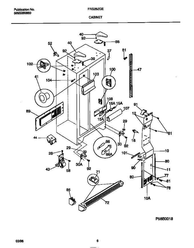 Diagram for FRS28ZGEW0