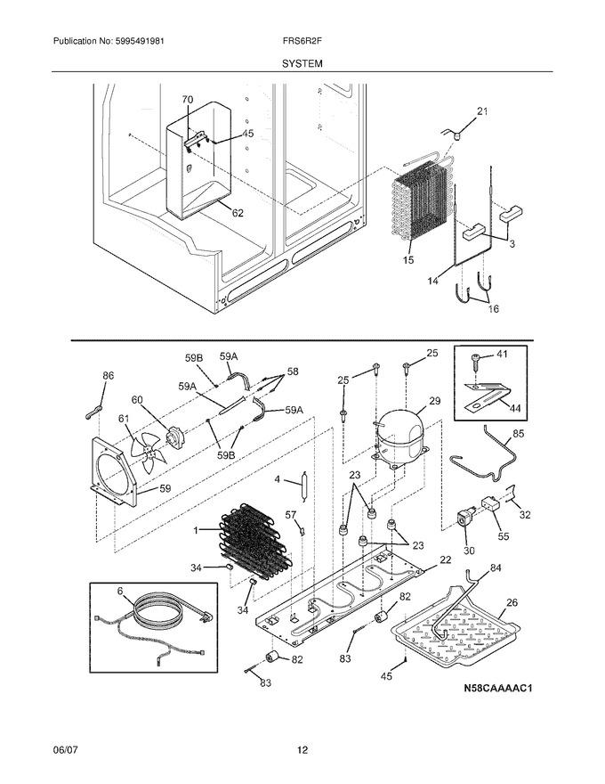 Diagram for FRS6R2FB0
