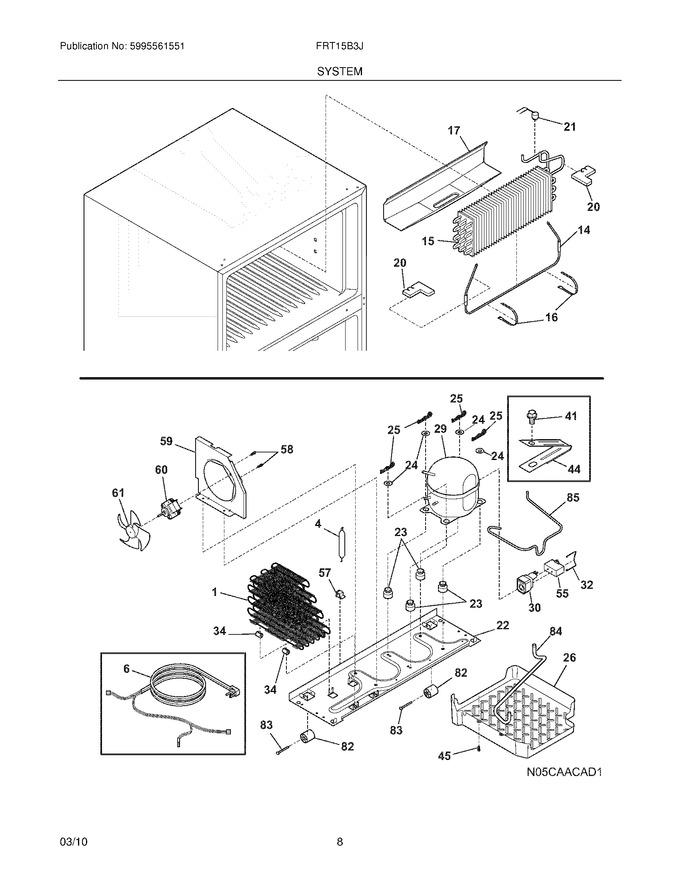 Diagram for FRT15B3JZ7