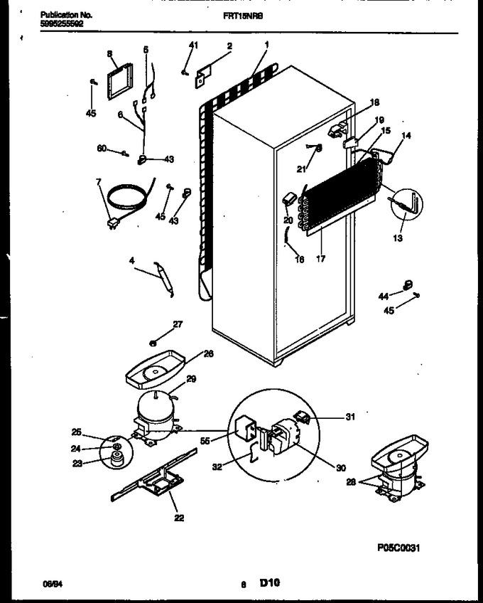 Diagram for FRT15NRBD0