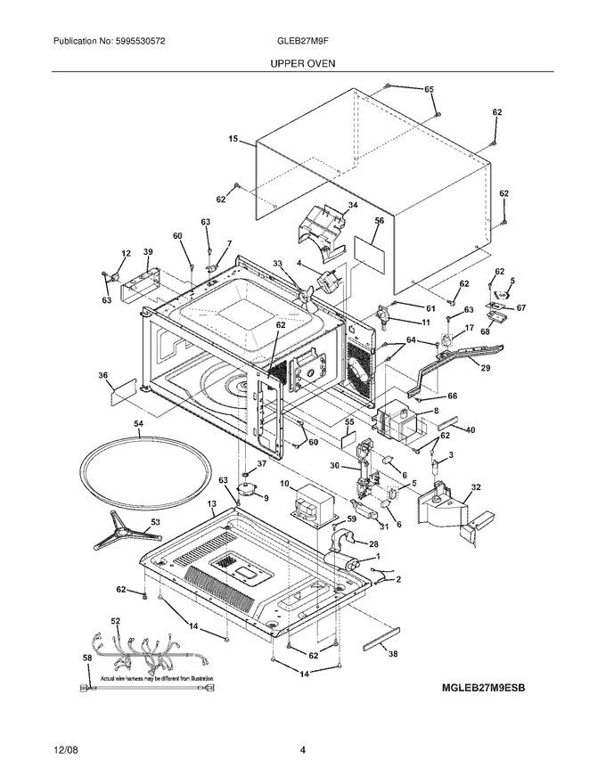 Diagram for GLEB27M9FSA