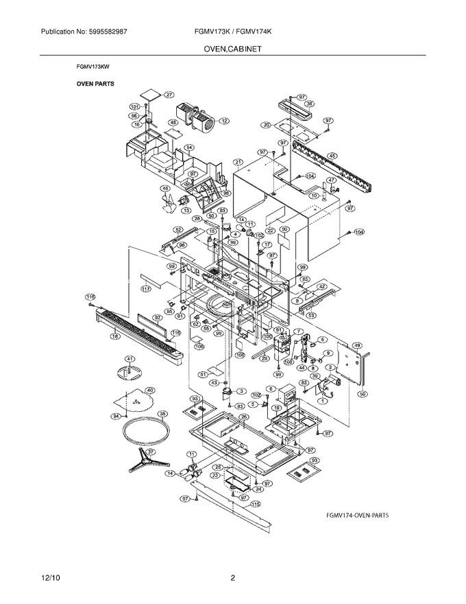 Diagram for FGMV173KBB