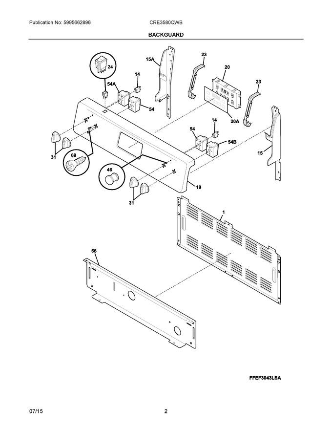 Diagram for CRE3580QWB