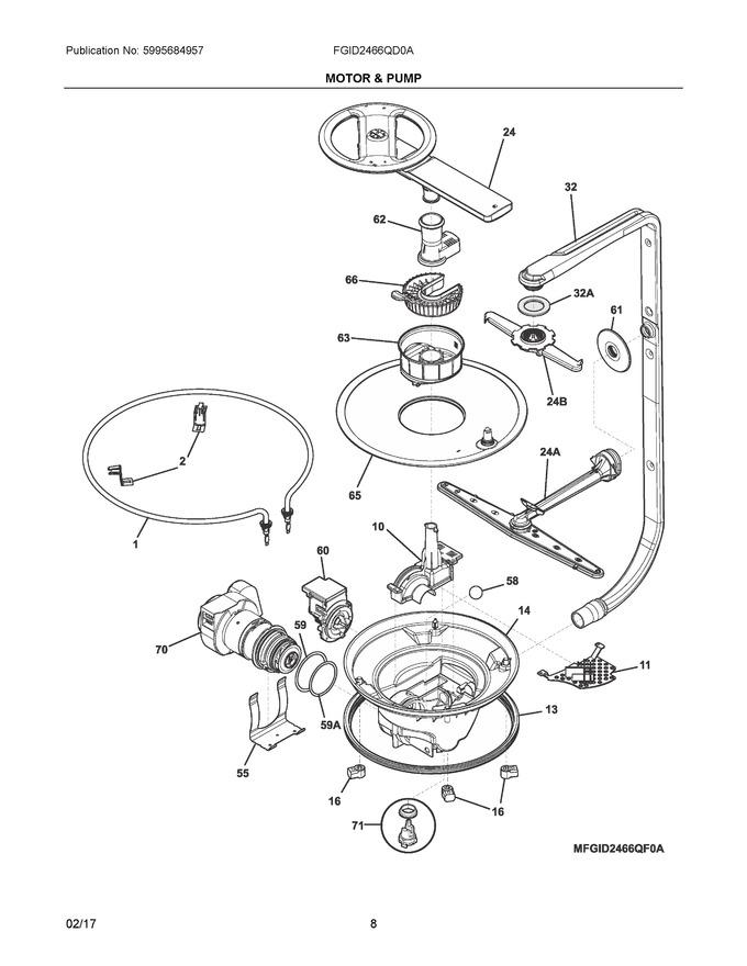 Diagram for FGID2466QD0A