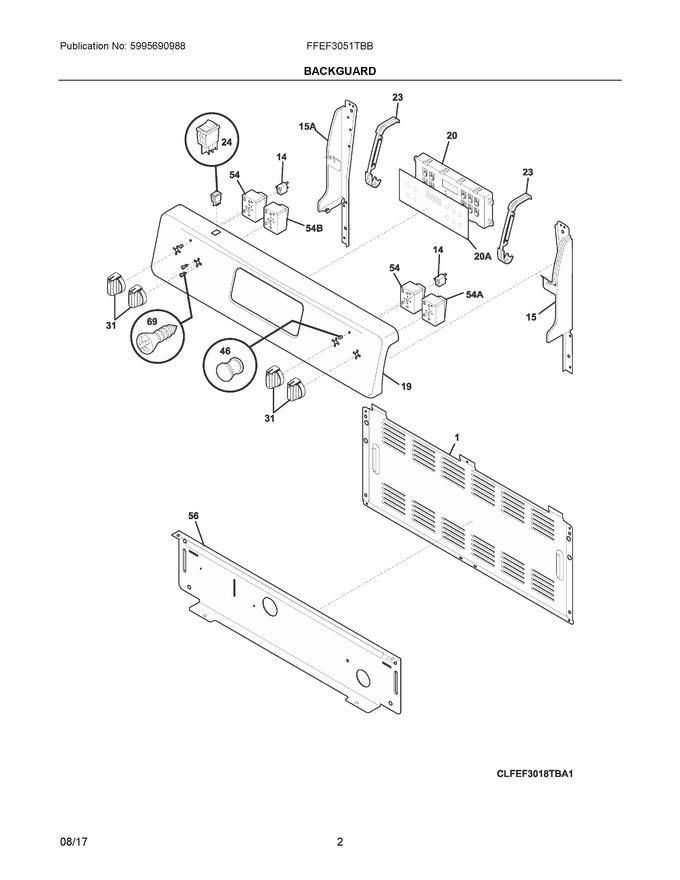 Diagram for FFEF3051TBB