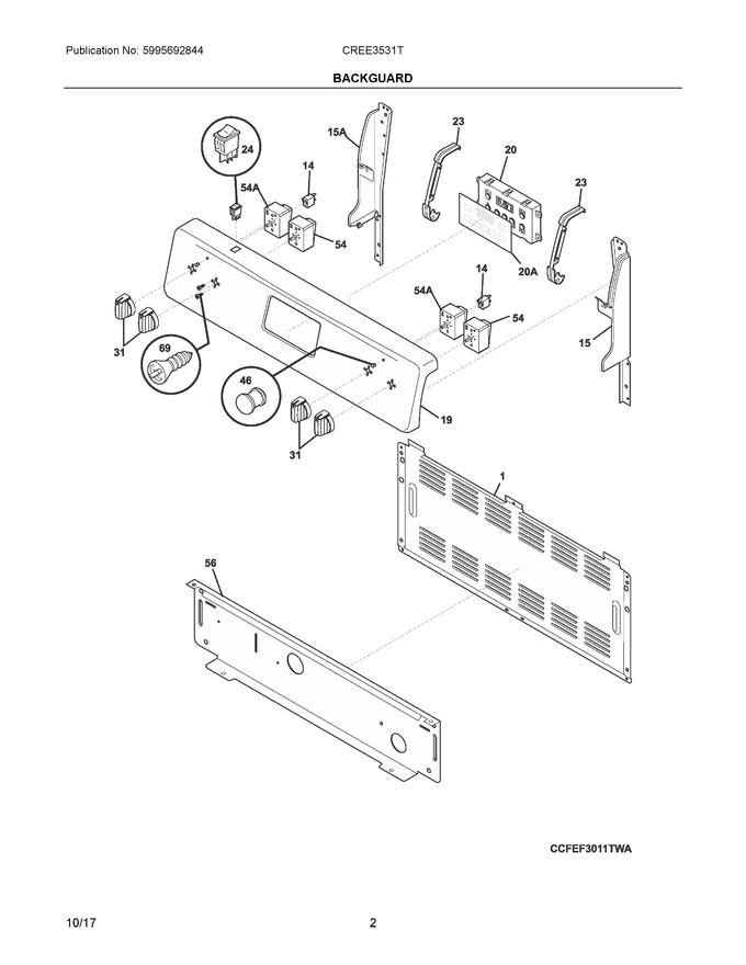 Diagram for CREE3531TWA