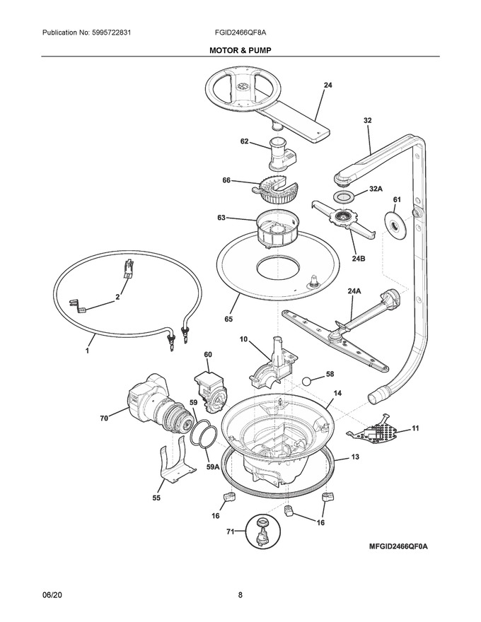 Diagram for FGID2466QF8A