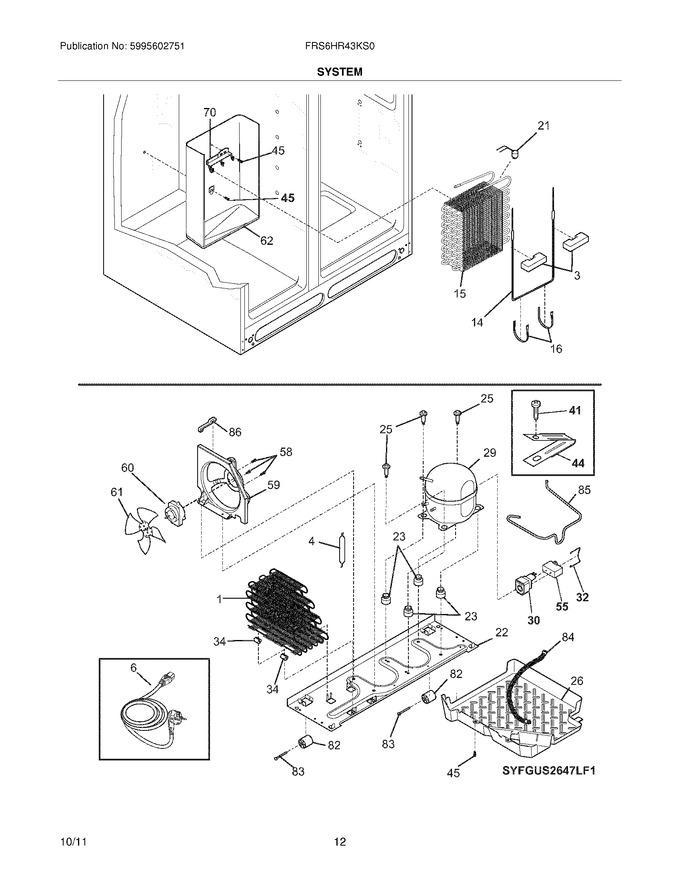 Diagram for FRS6HR43KS0