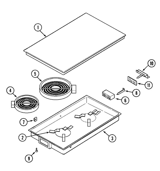 Diagram for A126W