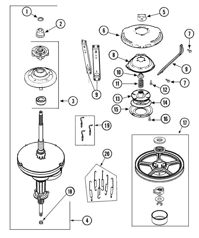 Diagram for MAV3905AWW