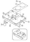 Diagram for 02 - Burner Box Assembly (c206)
