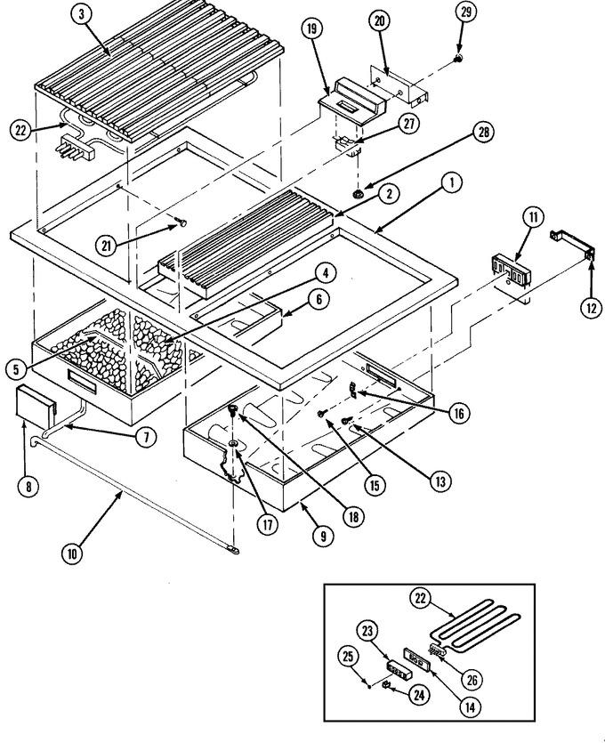 Diagram for CDE8300ACB