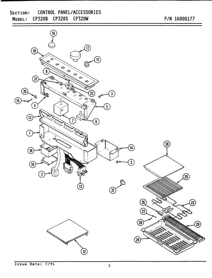 Diagram for CP320B-C