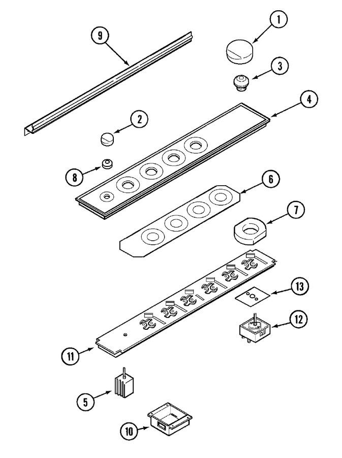 Diagram for CVDX4180B