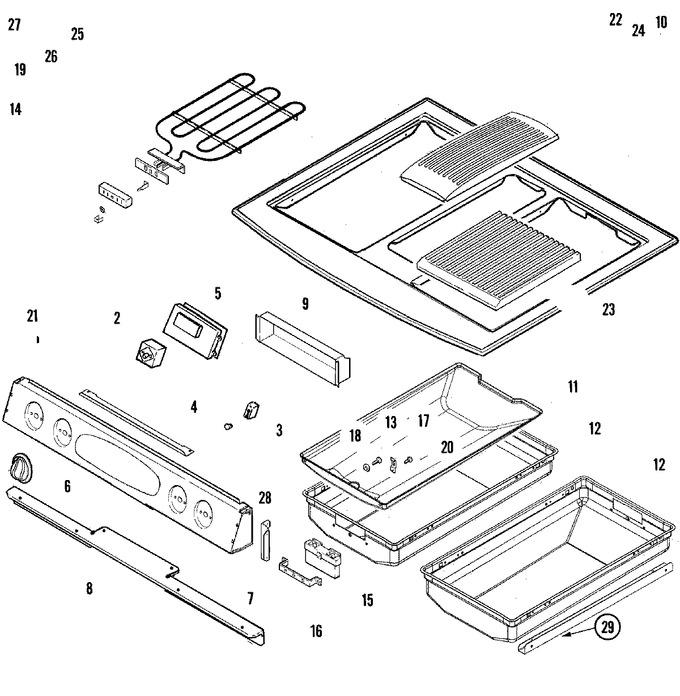 Diagram for JES9860ACB