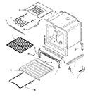 Diagram for 06 - Oven/base