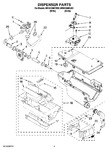 Diagram for 04 - Dispenser Parts