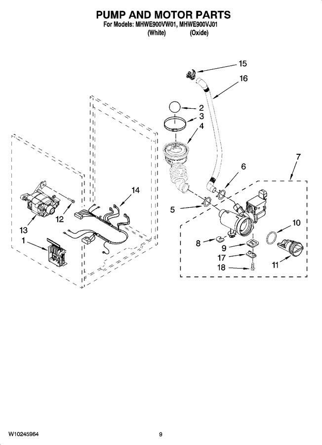 Diagram for MHWE900VW01