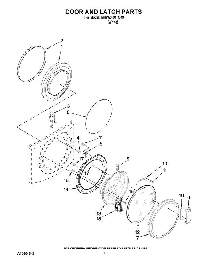 Diagram for MHWZ400TQ03