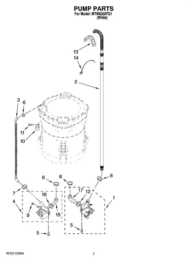 Diagram for MTW6300TQ1