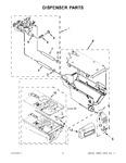 Diagram for 04 - Dispenser Parts