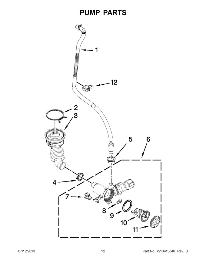 Diagram for MHW6000XG2