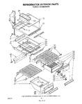 Diagram for 09 - Refrigerator Interior