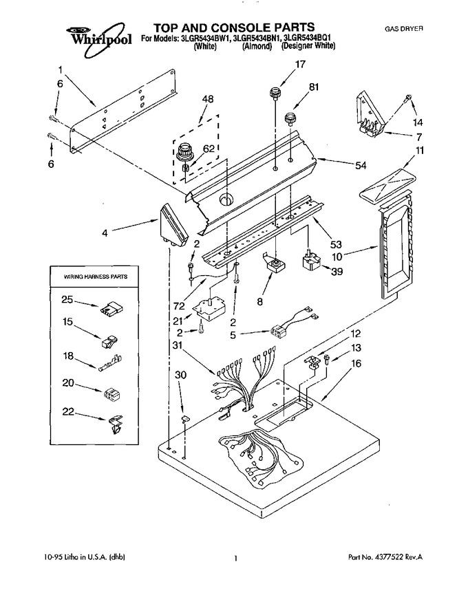 Diagram for 3LGR5434BQ1