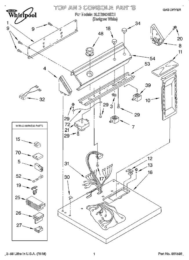 Diagram for 3LGR5436EQ1