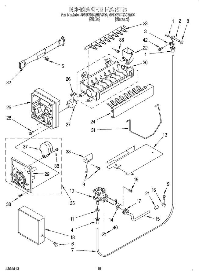 Diagram for 4ED25DQXDN02