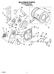 Diagram for 03 - Bulkhead Parts